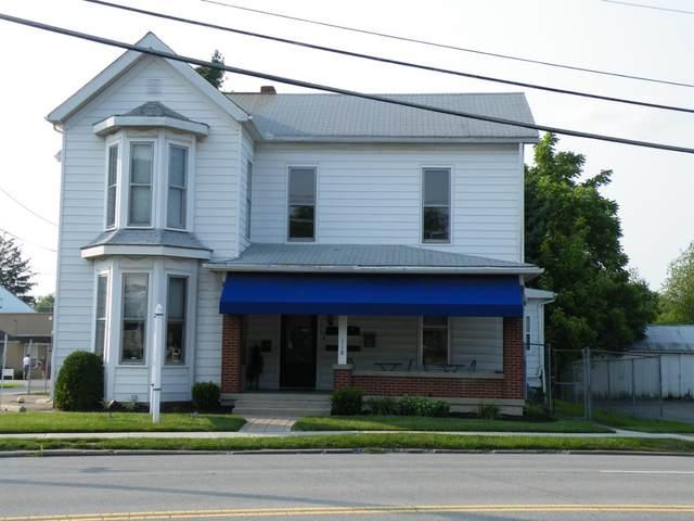 118 E Main Street, Mason, OH 45040 (#1683681) :: The Chabris Group