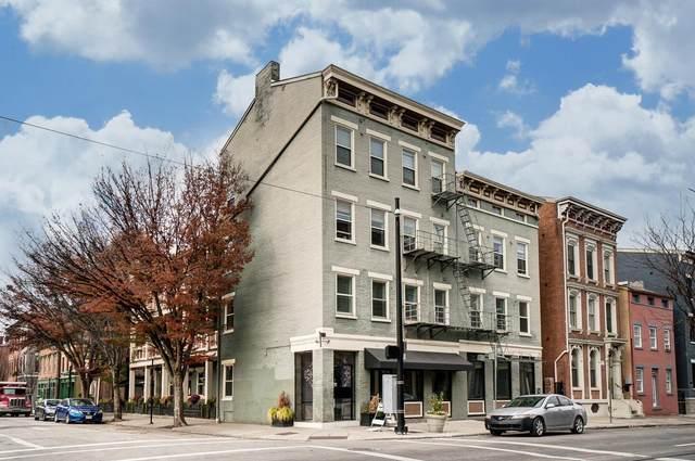 1403 Race Street #2, Cincinnati, OH 45202 (#1683839) :: Century 21 Thacker & Associates, Inc.