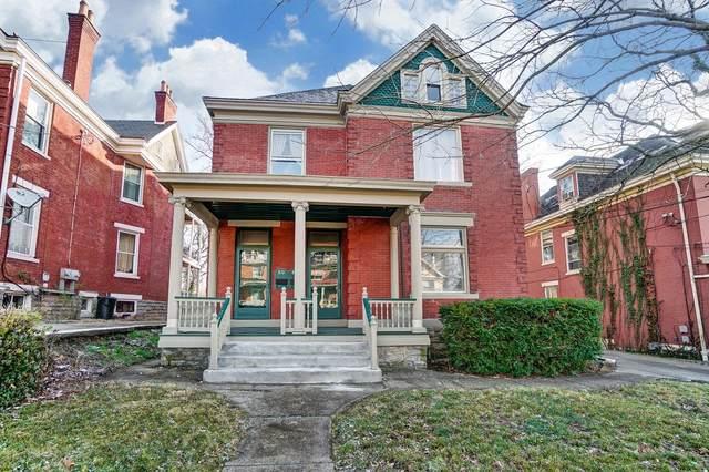 808-810 Academy Avenue, Cincinnati, OH 45205 (#1685732) :: Century 21 Thacker & Associates, Inc.