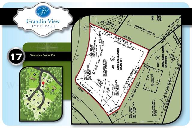 886 Grandin View Lane #17, Cincinnati, OH 45208 (#1685901) :: The Huffaker Group