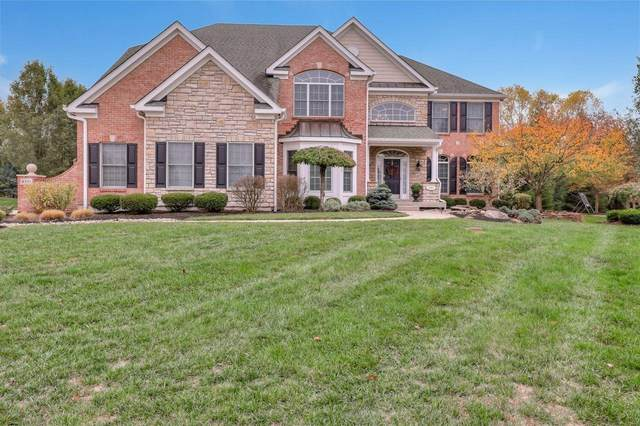 4391 Dorchester Court, West Chester, OH 45069 (#1686514) :: The Chabris Group