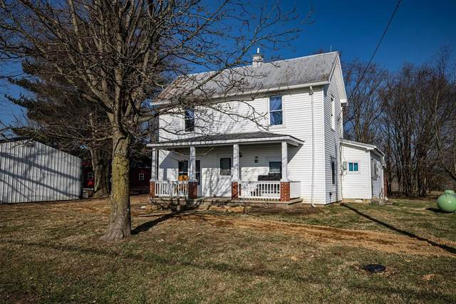 1480 Coon Hill Road, Wayne Twp, OH 45697 (#1687400) :: The Chabris Group