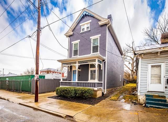 4019 Delaney Street, Cincinnati, OH 45223 (MLS #1692723) :: Bella Realty Group