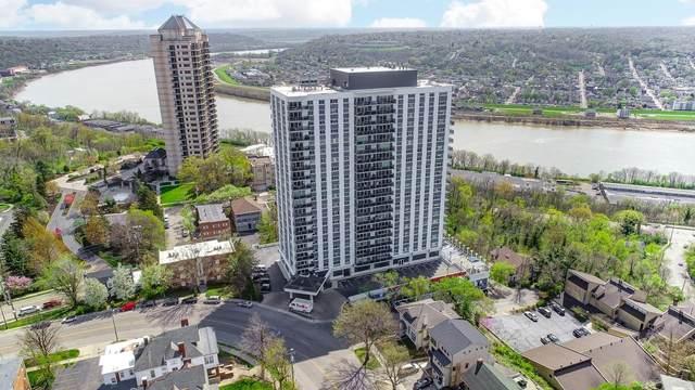 2200 Victory Parkway #1407, Cincinnati, OH 45206 (MLS #1696242) :: Bella Realty Group