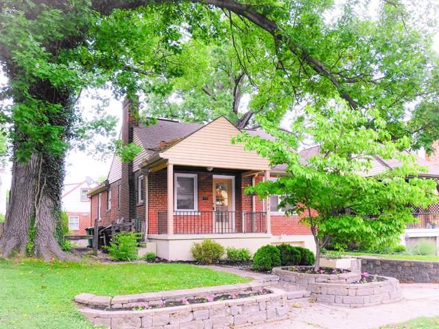 3306 Maplecrest Place, Cincinnati, OH 45209 (#1702460) :: The Huffaker Group