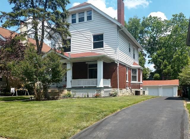 3554 Zumstein Avenue, Cincinnati, OH 45208 (#1703346) :: The Huffaker Group