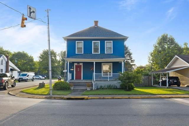 446 N Main Street, Georgetown, OH 45121 (#1713499) :: Century 21 Thacker & Associates, Inc.