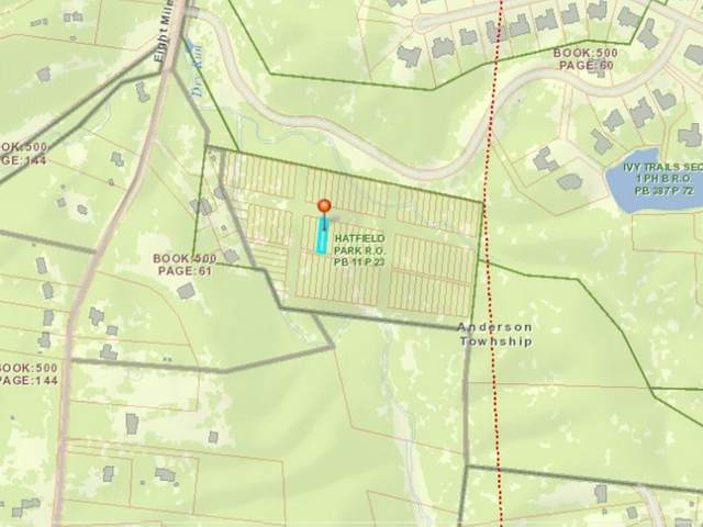 0 Pearl Street #53, Anderson Twp, OH 45244 (#1225343) :: Century 21 Thacker & Associates, Inc.