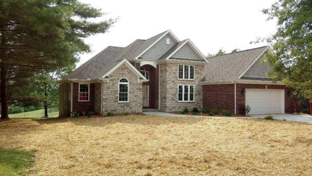 1335 Golf View Court, Lawrenceburg, IN 47025 (#1563825) :: Bill Gabbard Group
