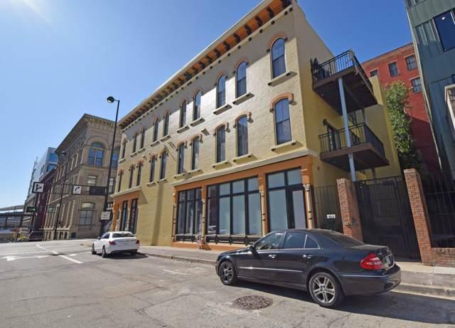 411 Plum Street #203, Cincinnati, OH 45202 (#1565882) :: The Chabris Group