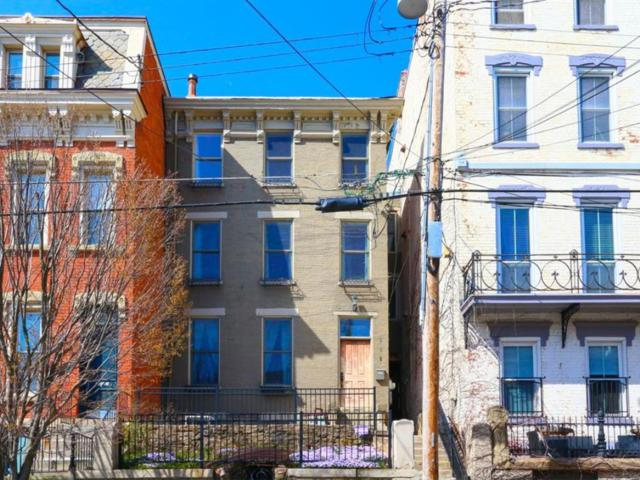 328 Milton Street, Cincinnati, OH 45202 (#1574422) :: The Dwell Well Group