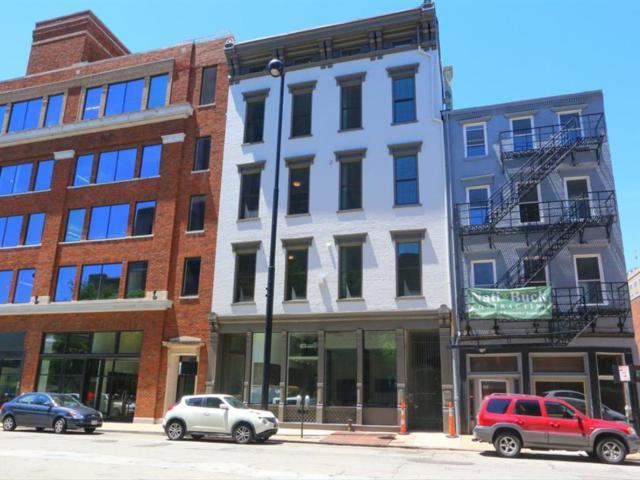 813 Broadway Street 2B, Cincinnati, OH 45202 (#1579953) :: Bill Gabbard Group