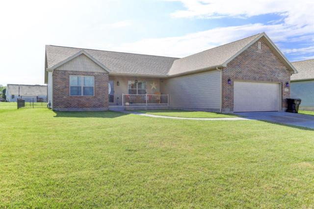 1019 Willow Bend Drive, Wilmington, OH 45177 (#1584657) :: The Dwell Well Group