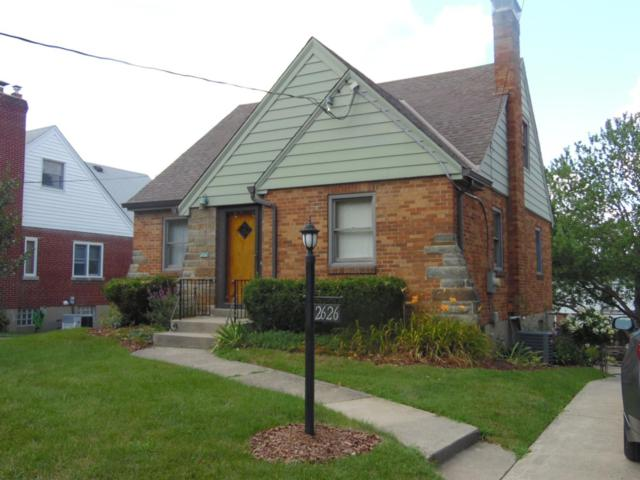 2626 Allaire Avenue, Cincinnati, OH 45239 (#1631316) :: Drew & Ingrid | Coldwell Banker West Shell