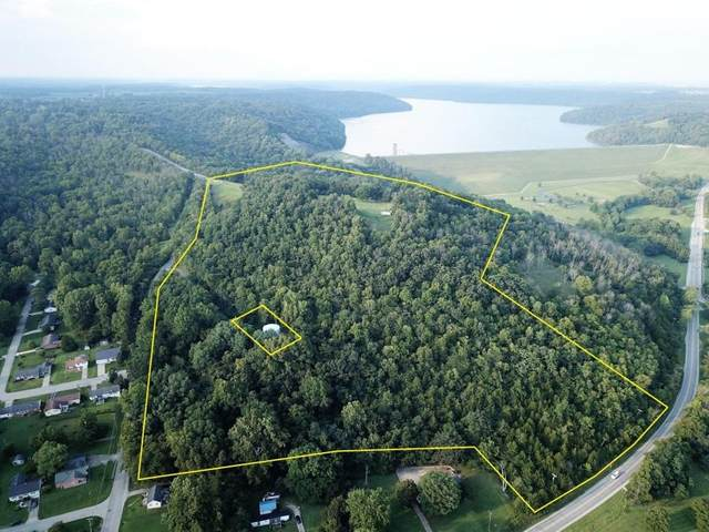 0 Reservoir Road, Brookville, IN 47012 (#1672625) :: The Chabris Group