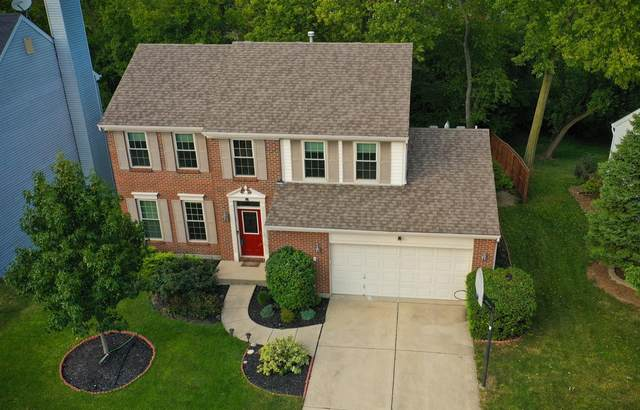 5316 Concord Crossing Drive, Mason, OH 45040 (#1673430) :: The Chabris Group