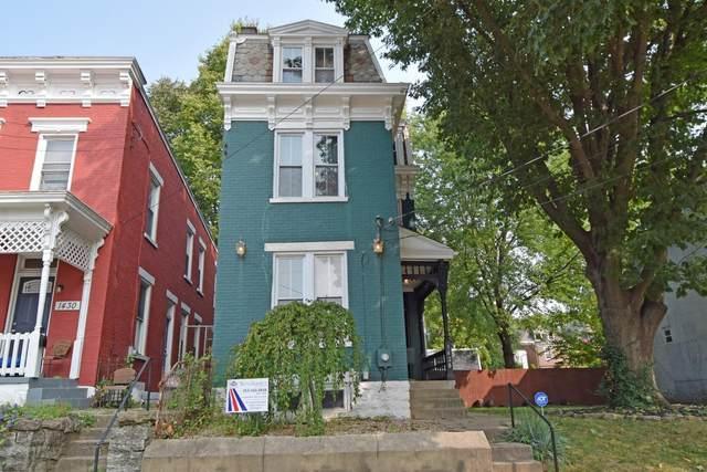 1428 Apjones Street, Cincinnati, OH 45223 (MLS #1676322) :: Apex Group