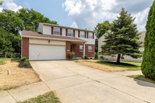 8250 Lee Court, Mason, OH 45040 (MLS #1705770) :: Apex Group