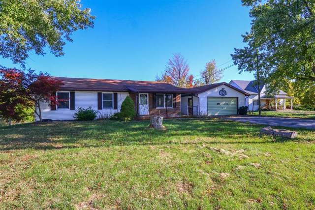 16286 State Route 148, Aurora, IN 47001 (#1641341) :: The Chabris Group