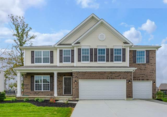 1777 Red Clover Drive #386, Turtle Creek Twp, OH 45036 (MLS #1652926) :: Apex Group