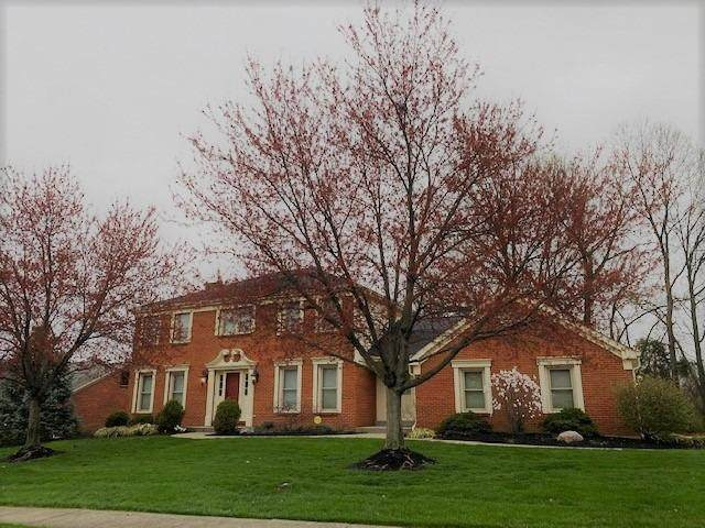 6832 Fox Hill Lane, Madeira, OH 45236 (#1694862) :: The Chabris Group