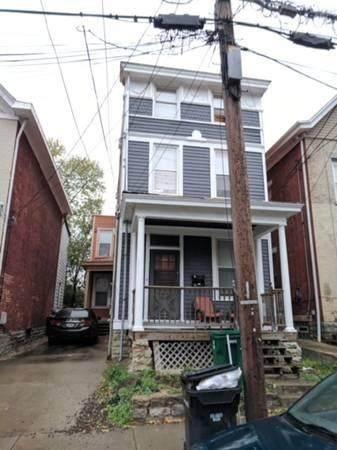 2359 Victor Street, Cincinnati, OH 45219 (#1699295) :: Century 21 Thacker & Associates, Inc.