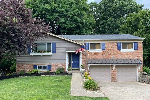 6050 Stirrup Road, Anderson Twp, OH 45244 (#1703093) :: The Huffaker Group