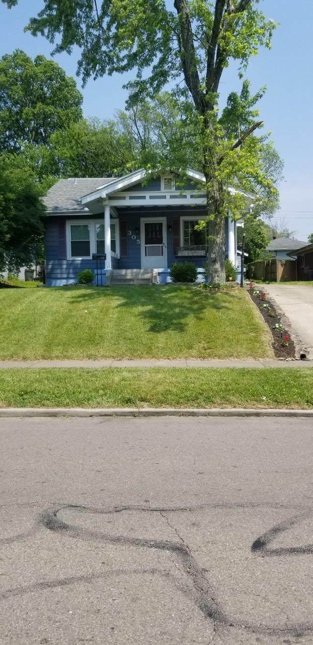 305 Aberdeen Drive, Middletown, OH 45042 (MLS #1705007) :: Bella Realty Group