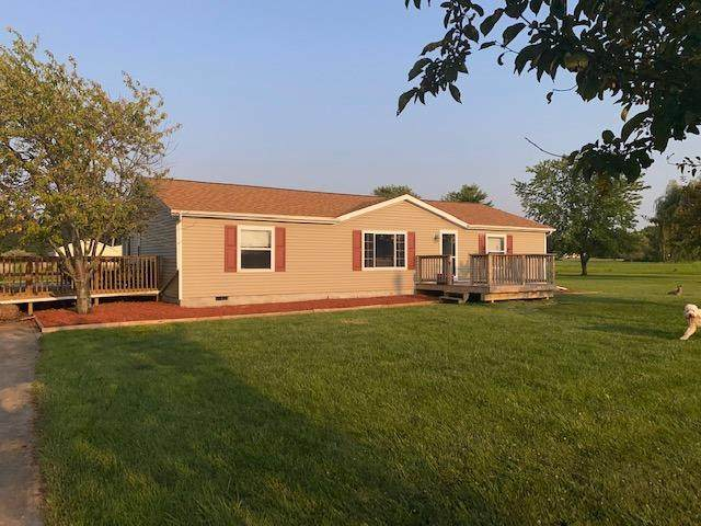 16632 Bodman Road, Sterling Twp, OH 45154 (#1709770) :: The Huffaker Group