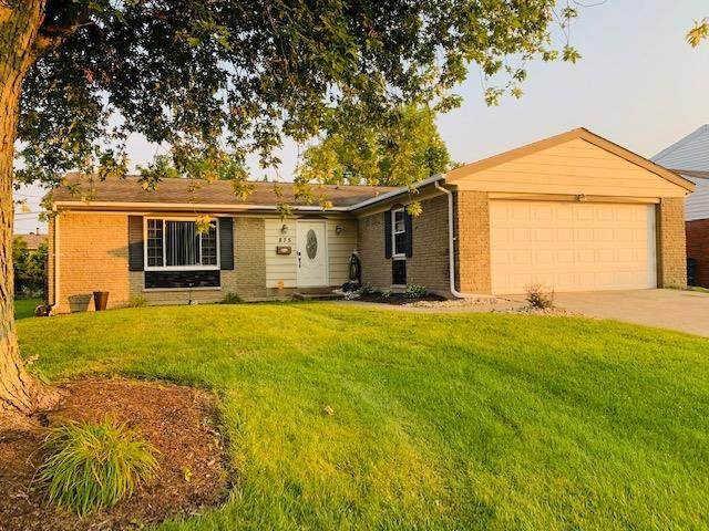 875 Holyoke Drive, Forest Park, OH 45240 (MLS #1709793) :: Apex Group