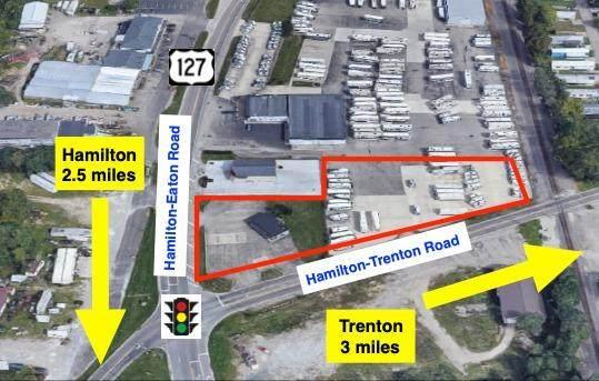 3540 Hamilton Trenton Road, St Clair Twp, OH 45011 (#1716512) :: Century 21 Thacker & Associates, Inc.
