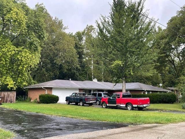 500 Shiloh Drive, Harrison Twp, OH 45415 (MLS #1717145) :: Apex Group