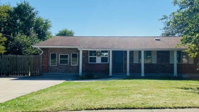 4916 Caprice Drive, Middletown, OH 45044 (MLS #1717297) :: Apex Group