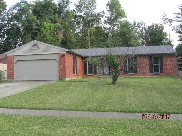 7879 Heatherglen Drive, Cincinnati, OH 45255 (#1546363) :: The Dwell Well Group