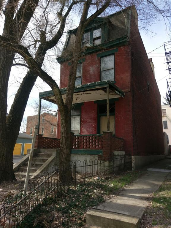 1727 Highland Avenue, Cincinnati, OH 45202 (#1560801) :: The Dwell Well Group