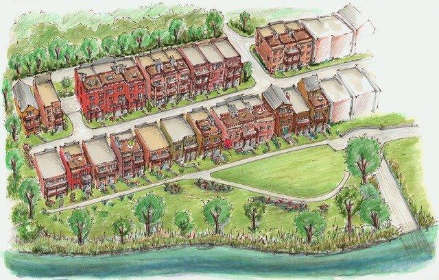 5732 Sanctuary Place #23, Cincinnati, OH 45230 (#1577912) :: Bill Gabbard Group