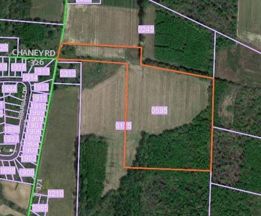 0-32.1ac Martin Alexander Road, Jackson Twp, OH 45171 (#1580308) :: Bill Gabbard Group