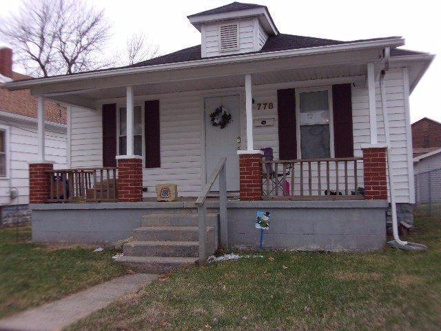 778 Adams Avenue, Chillicothe, OH 45601 (#1599840) :: Bill Gabbard Group
