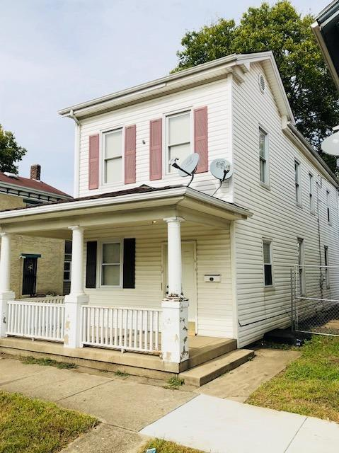 322 Charles Street, Hamilton, OH 45011 (#1599893) :: Bill Gabbard Group