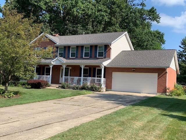 1284 Old Dominion Drive, Miami Twp, OH 45150 (#1632613) :: Drew & Ingrid | Coldwell Banker West Shell