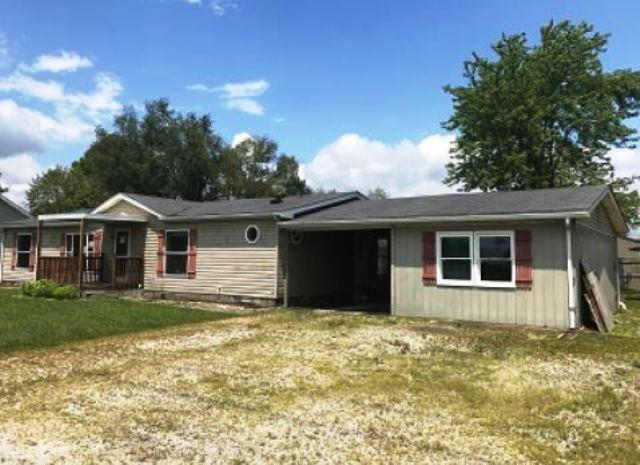 5964 W Sr 256, Madison, IN 47250 (#1634081) :: Chase & Pamela of Coldwell Banker West Shell