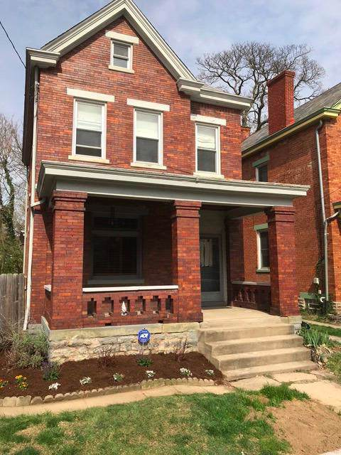 4231 Florida Avenue, Cincinnati, OH 45223 (#1637764) :: Chase & Pamela of Coldwell Banker West Shell