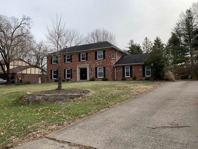 8705 Tanagerwoods Drive, Montgomery, OH 45249 (#1649485) :: The Chabris Group