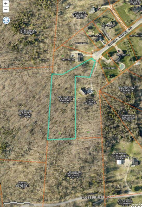 29-Lot Riebel Ridge Drive, Ohio Twp, OH 45157 (#1651231) :: The Chabris Group