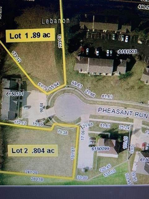 2 Pheasant Run Drive, Lebanon, OH 45036 (MLS #1652484) :: Apex Group