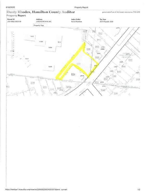2688 Montana Avenue, Cincinnati, OH 45211 (#1664996) :: Century 21 Thacker & Associates, Inc.