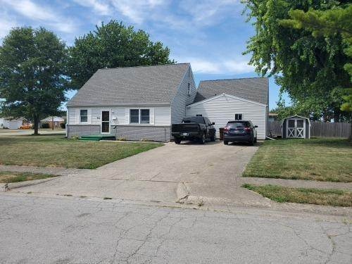 962 Old Chillicothe Road, Washington Court Hous, OH 43160 (MLS #1669187) :: Apex Group