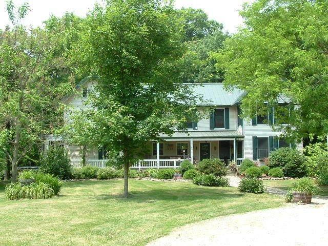 3764 Mason Morrow Milgrove Road, Salem Twp, OH 45152 (#1670837) :: Century 21 Thacker & Associates, Inc.