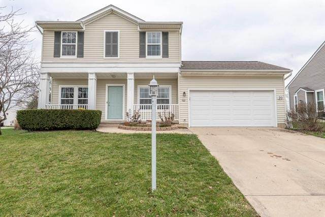 20 N Lakeshore Drive, Springboro, OH 45066 (#1684763) :: The Chabris Group