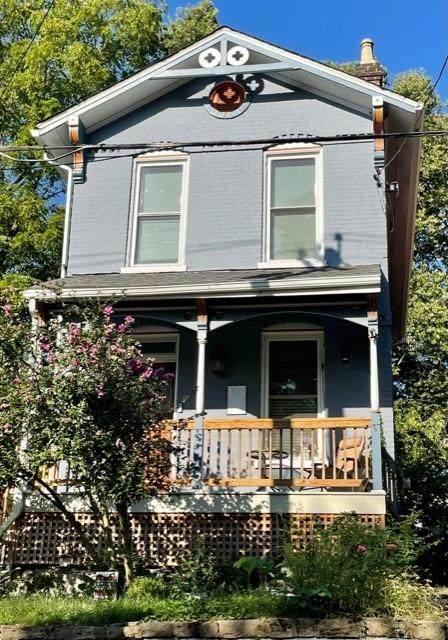 4147 Mad Anthony Street, Cincinnati, OH 45223 (MLS #1715777) :: Apex Group